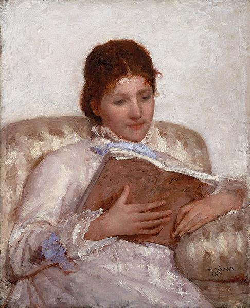 Mary_Cassatt_The_Reader_1877