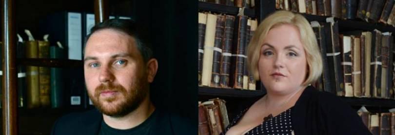 Leah Moore & John Reppion (DC Sterne)