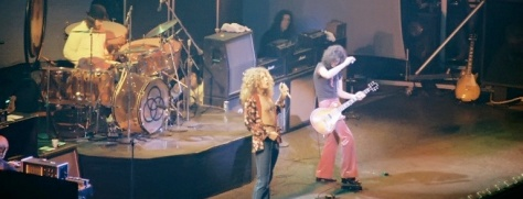 led Zeppelin Chicago 1975