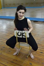 Student/Contemporary dancer, Skopje NOMAD Dance Academy