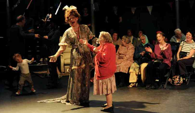 Ida Barr and Jessie (Entelechy Arts)