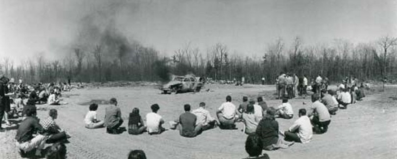 Allan Kaprow, 'Household'. 1964, Happening on the municipal garbage dump of Ithaca
