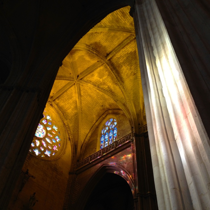 Seville Cathedral 1