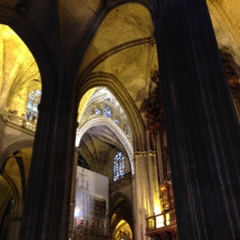 Seville Cathedral 2