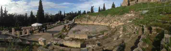 Theatre of Dionysos Athens