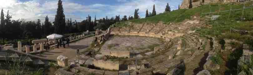 Theatre of Dionysos Athens