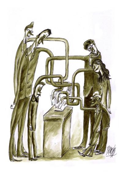Voting Conundrum - Ramses Morales Izquierdo, 2014