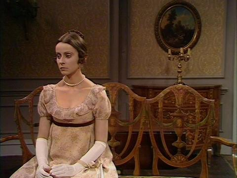 Ania Martin as Emma in the 1972 BBC production