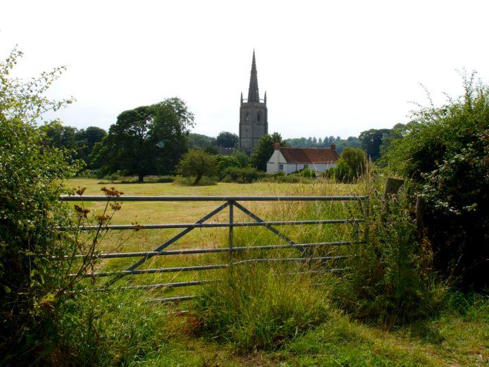 Asgarby church1