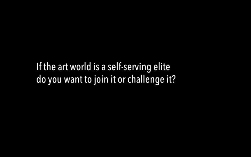 Join or challenge?