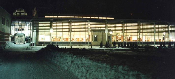 Malmitalo library
