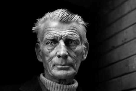 Samuel Beckett by Jane Bown