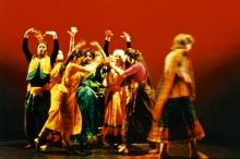 South Asian Dance and Disability Project 1993