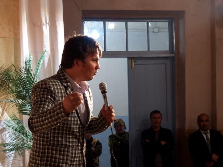 Muhiddin Juraev