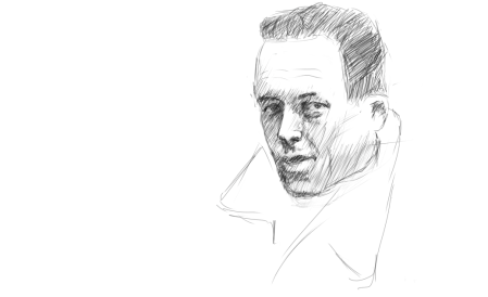 Albert Camus by Petr Vorel