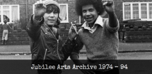 Jubilee Arts Archive