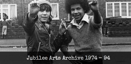 Jubilee Arts Archive