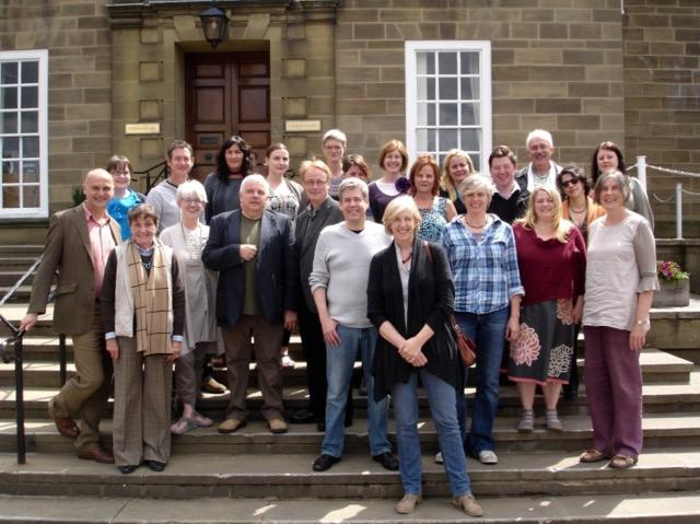 Critical Mass Participants at Durham 2011 - 1