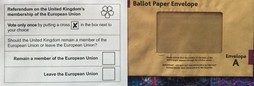 Referendum - 1